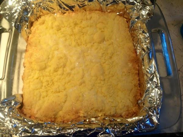 Lemon Gooey Bars Recipe