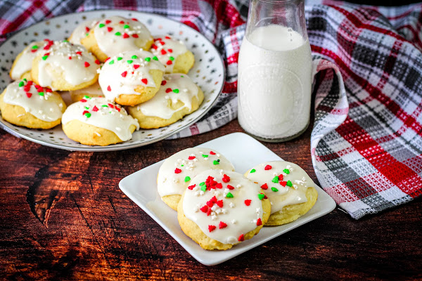 Holiday Gifting Ricotta Egg Biscuits Recipe