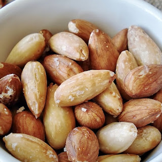 Salted Roasted Almonds GF SCD