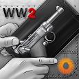Weaphones™ WW2: Gun Sim Free icon