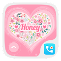 (FREE) GO CALLER HONEY THEME icon