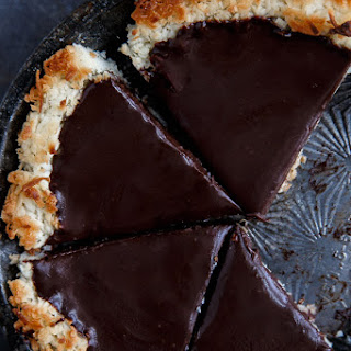 Easiest Chocolate Pie.