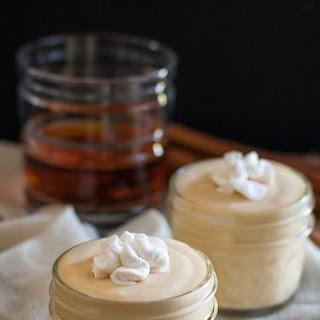 Bourbon Butterscotch Pudding.