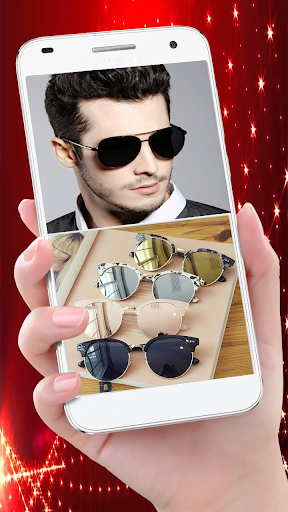 Stylish Sun Glasses Photo Editor u2013 Try On Glasses 1.0 screenshots 2