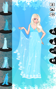 ❄️ Icy or Fire 🔥 dress up game ❄️ Frozen land 4