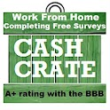 Cash Crate Work From Your Home icon