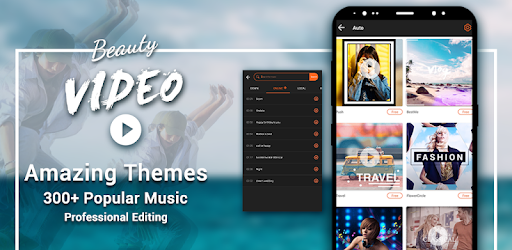 Beauty Video - Music Video Editor & Slide Show - Apps on