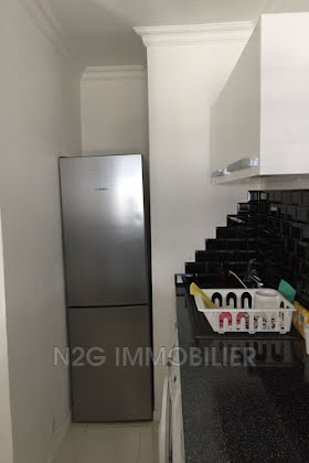 Vente studio 27 m2