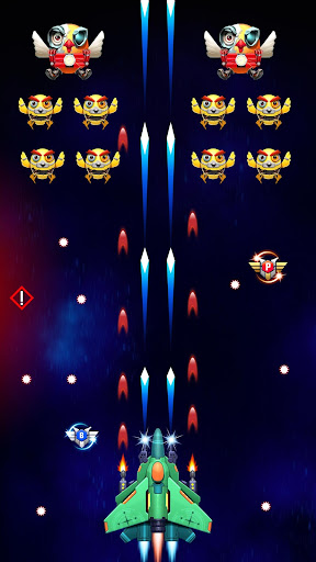 Strike Galaxy Attack: Alien Space Chicken Shooter 5.9 Screenshots 5