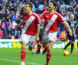 Vossen et Middlesbrough reprennent la tête en Championship