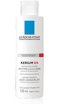 Shampoo anti caspa la roche posay  kerium ds intensivo 125 ml
