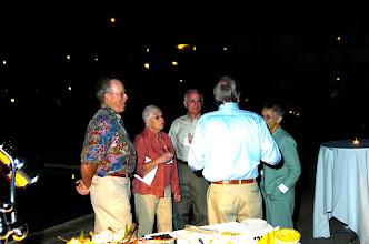 Photo: Tom Clark, Alice Bishop Kennedy, Jay Kennedy, Jim Gorjans, Jean Golisch Clark