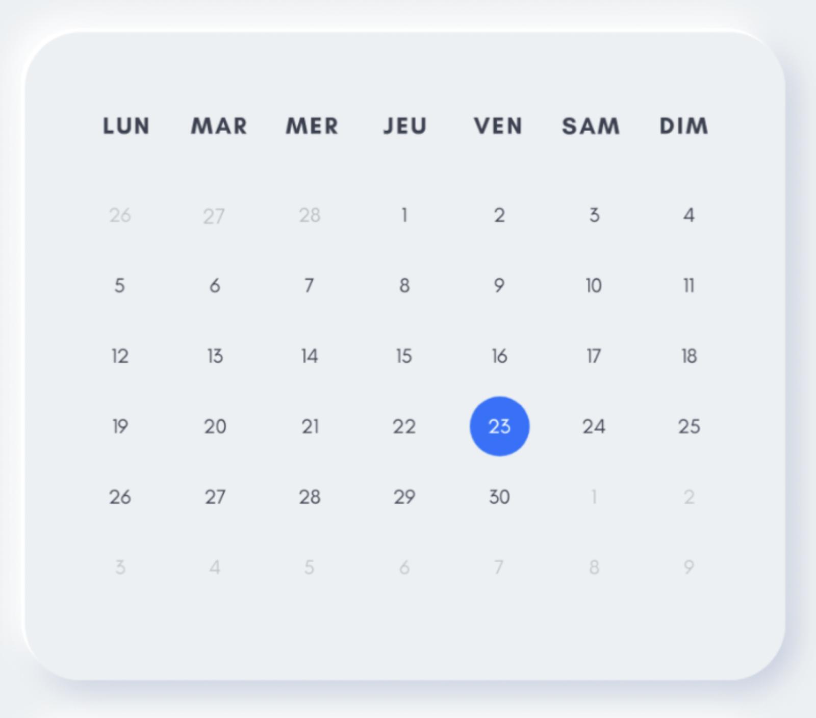 Afficher la date sur l'étagère de Chrome OS
