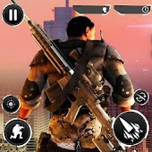 Sniper City Strike Anti Terrorist Shooter