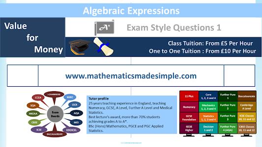 AS pure mathematics C1 C2