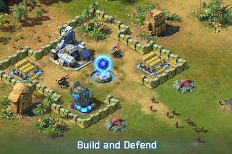 Battle for the Galaxy MOD 3.3.10 (Unlimited Money) 1
