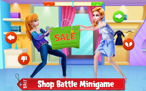 Shopping Mania - Black Friday Fashion Mall Game 1.0.4 screenshots 2