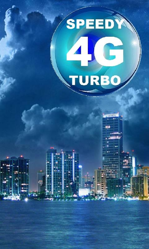 4G Speedy Browser Turbo- screenshot