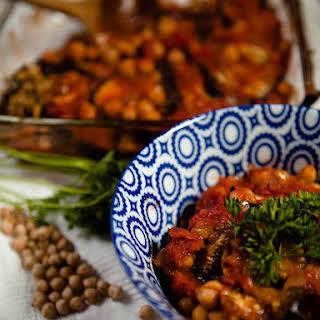 Vegan Eggplant And Potato Bake Recipes.