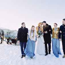 Φωτογράφος γάμων Anna Alekseenko (alekseenko). Φωτογραφία: 16.11.2015