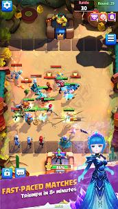 Auto Chess Legends: Tactics Teamfight 4