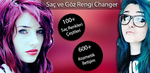 Değişim Saç Ve Göz Rengi Google Playde Uygulamalar