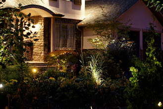 Photo: Stunning homes deserve stunning landscapes. Stunning landscapes deserve stunning lighting.