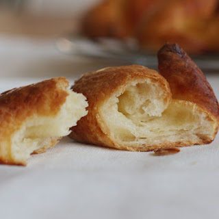 An Italian Croissant Recipe for Breakfast Recipe