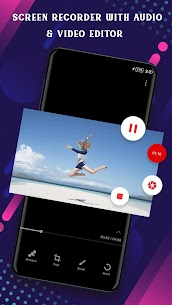 Screen Recorder with Audio & Video Editor  App Download For Android 1