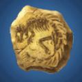 黄金獣の化石