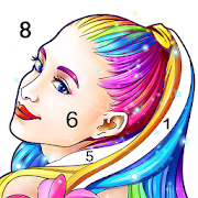 Coloring Fun : Color by Number Games 2.7.5 APK MOD