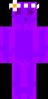 this is purple slimey
