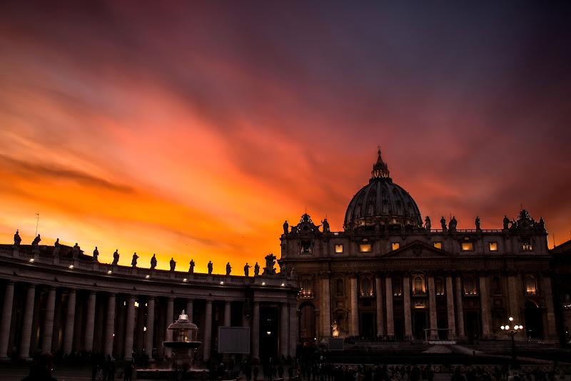 Miracolo a San Pietro di Michele Tambornino