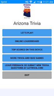 Arizona Trivia - náhled