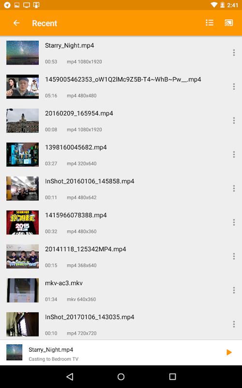 Cast to TV - Chromecast, Roku, cast videos to tv screenshots