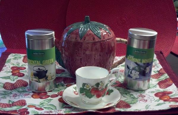 Enjoying Tea Recipe
