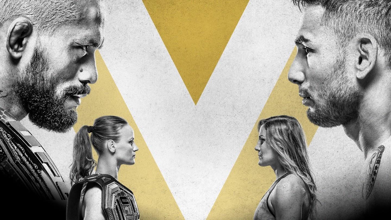 Watch UFC 255 Countdown live