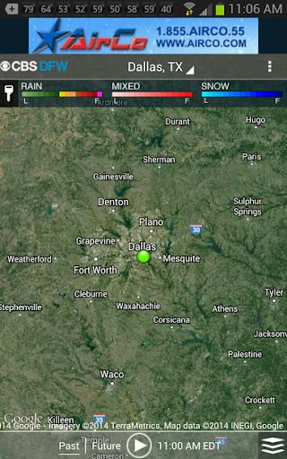 CBS DFW Weather 5.0.500 screenshots 2