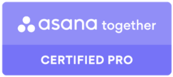 Asana Certified Pros Logo