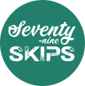 Seventy-Nine Skips Logo