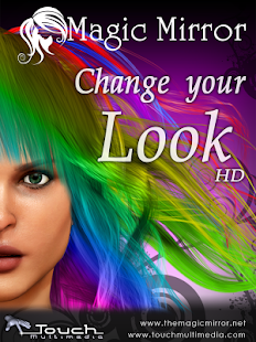 Magic Mirror, Hair styler- screenshot thumbnail