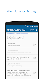 PUB Gfx Tool Free🔧(No Ads) NOBAN APK screenshot thumbnail 3