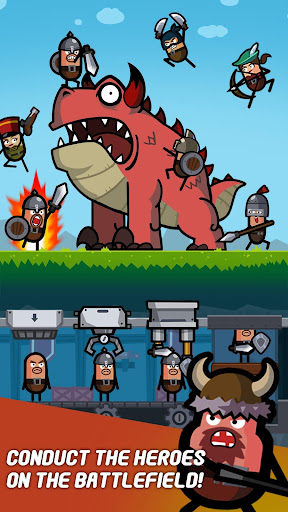 Hero Factory - Idle Factory Manager Tycoon 2.4.9 screenshots 4