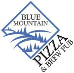 Logo for Blue Mountain Pizza & Brewpub