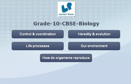 grade 10 biology Biology if you're studying the life cycles of living organisms, you've come to the right place we break down the processes of everything from bacteria to blue whales.