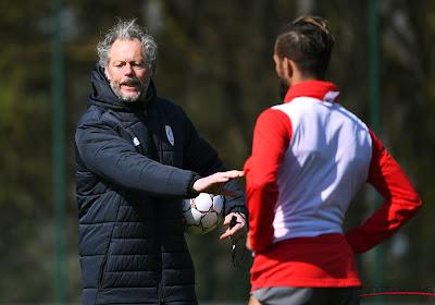 """Michel Preud'homme préface la rencontre du Standard contre Ostende : """"Gagner en respectant un schéma et une structure"""""""