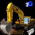 Sand Excavator Crane 1.1 icon