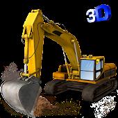 Sand Excavator Crane