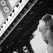 Wedding photographer Nika Savickaya (paris17). Photo of 12.12.2016