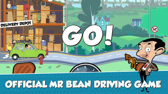 Mr Bean – Special Delivery 9